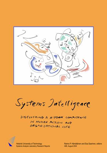 Systems Intelligence / Systeemiäly II